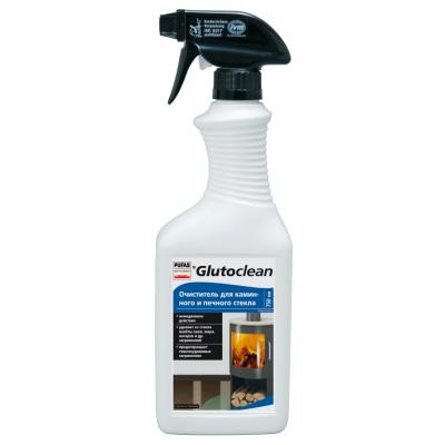 Очиститель для каминного и печного стекла Glutoclean 750 мл