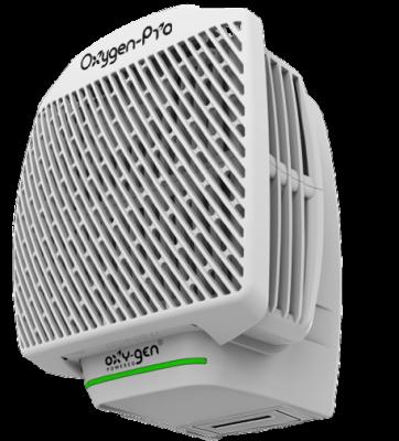 Диспенсер Oxy-Gen Powered Pro White белый пластик