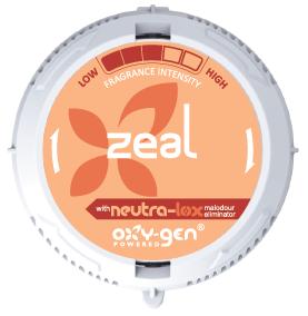 Картридж парфюмированный Oxy-Gen Zeal 30 мл