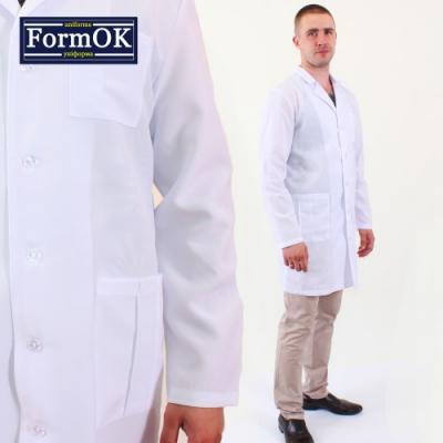 Мужской медицинский халат Александр