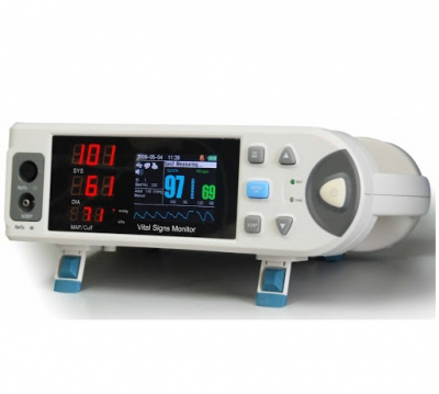 Монитор жизненных показателей MD2000В (SpO2, ЧП, Ip, НиАд)