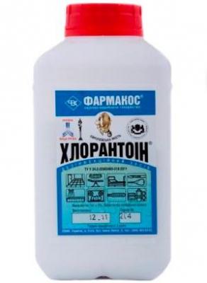 Хлорантоин 1кг - дезинфекционное средство