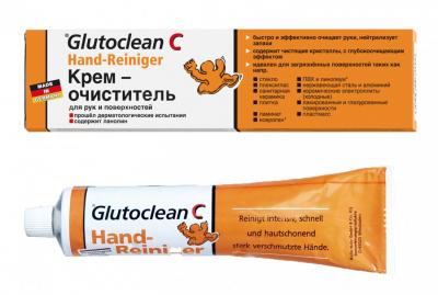 Крем-очиститель для рук и поверхностей Glutoclean 200 мл