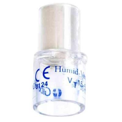 Тепло- и влагообменником HUMID-VENT Mini для новорожденных, коннектор 15 мм вн. Диам. Х 15 мм внеш.