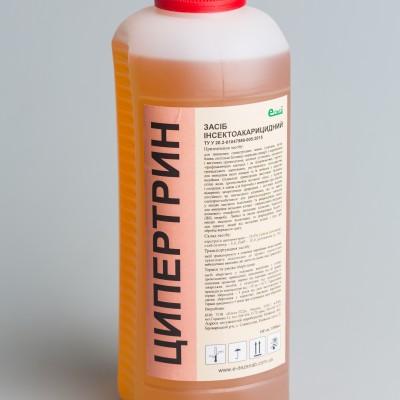 Ципертрин 1л