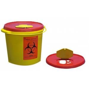 Контейнер для сбора медицинских отходов, 5 л класс В