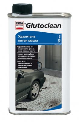 Удалитель пятен масла Glutoclean 500 мл