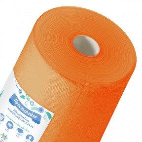 Простынь спанбонд Doily оранжевая 0.6х100п.м.