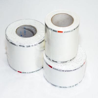 Плоские рулоны Tyvek® для плазменной стерилизации Steriplasma