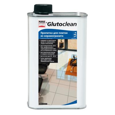 Пропитка для плитки из керамогранита Glutoclean 1л