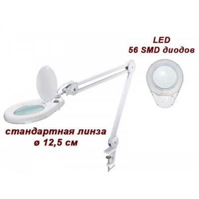 Лампа-лупа 8066 LED 3D / 5D