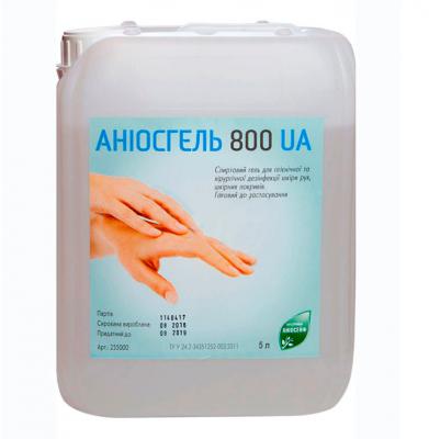 Аниосгель 800 UA 5л канистра