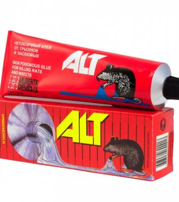 Клей для отлова грызунов Valbrenta Chemicals ALT 135 г