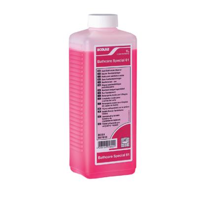 Bathcare 61 Special - концентрований засіб для чищення санвузлів 1 л