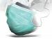 Маски медицинские трехслойные Medicom Safe+Mask Economy