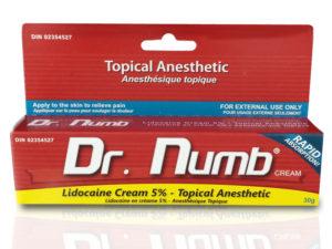 Крем Анестетик Dr.Numb 30мл