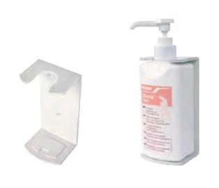 Пластиковый держатель для бутылки Ecolab