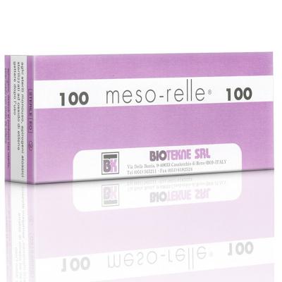 Игла для мезотерапии MESORELLE 30G 0.3х12 mm