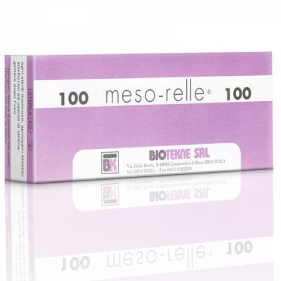Игла для мезотерапии MESORELLE 30G 0.3х8 mm