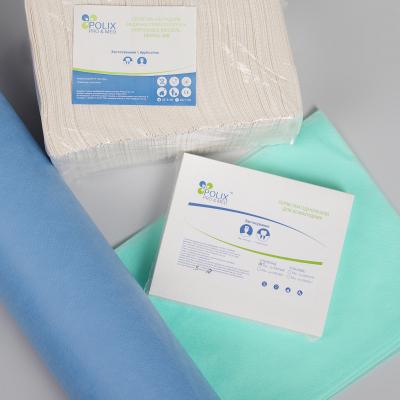 Салфетка нагрудник стоматологическая