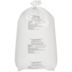 Пакети полиэтиленовые одноразовые для сбора и хранения медицинских отходов «Киль-К» класса А (белые)