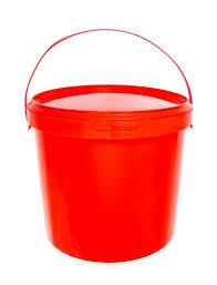 """Емкость-контейнер одноразовый для сбора медицинских отходов """"Киль-К"""": красный одноразовый для сбора чрезвычайно опасных медицинских отходов  объемом 6л (класс В)"""
