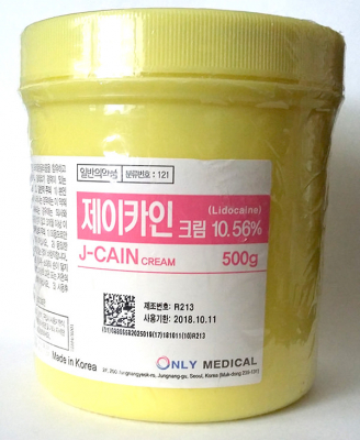 Крем Анестетик J-Caine 10.95% 500г