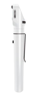 Офтальмоскоп  e-scope®, прямое освещение, вакуум 2,7 В, белый, в сумке