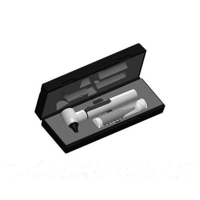 Отоскоп  e-scope® фиброоптический, LED 3,7 В, белый, в кейсе