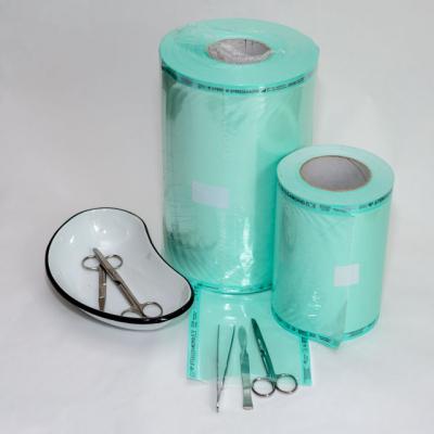 Плоские рулонны для паровой и ЕО стерилизации Steridiamond