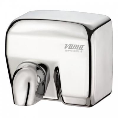 Сушилка для рук нержавеющая сталь глянцевая VAMA ARIEL LF 2400 Вт