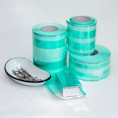 Рулоны со складкой для паровой и ЕО стерилизации Steridiamond