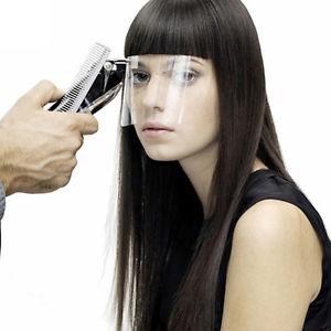 Маска-козырек парикмахерский защитный