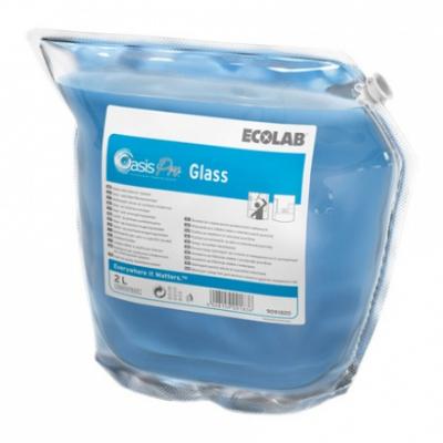 Oasis Pro GLASS - моющее средство для всех водоустойчивых поверхностей 2л
