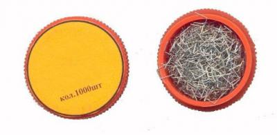 Скобки хирургические для ушивателей, размер 0,3х4х4,8, партия № 102019 (1уп. - 1000шт.)
