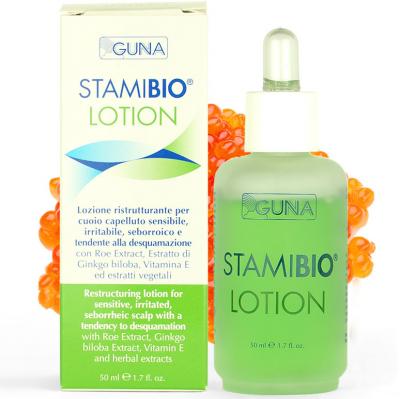 Stamibio Lotion лосьон для улучшения роста и укрепления волос