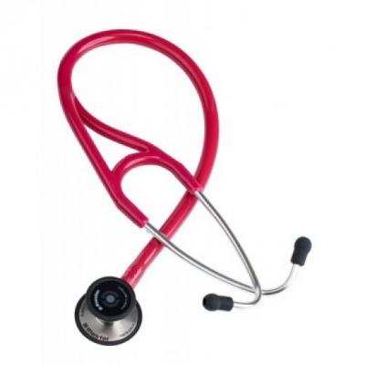 Стетоскоп  cardiophon 2.0, нержавеющая сталь, бордовый