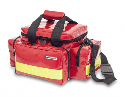 Облегченная сумка для экстренной помощи, брезент, красная (EM13.021)
