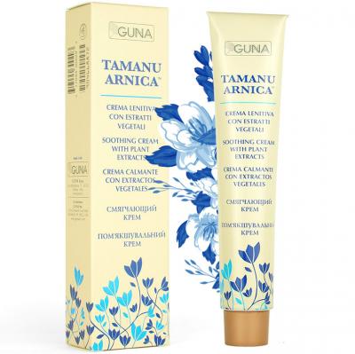 Tamanu Arnica успокаивающий, противовоспалительный крем