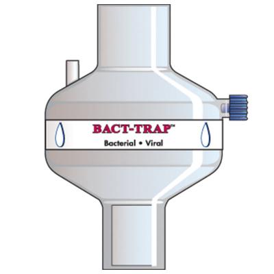 7011 Бактериовирусный дыхательный фильтр Bact Trap Port
